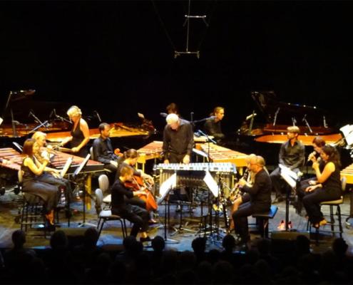 Music for 18 musicians, Steve Reich (direction : Emmanuel Séjourné)